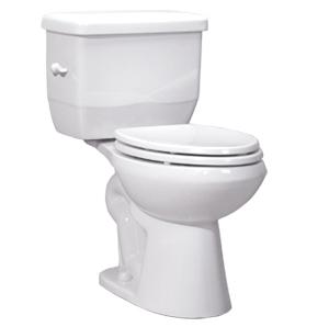 Flapperless Niagara 1.6 GPF Toilet, Round, Toilet, Water ...