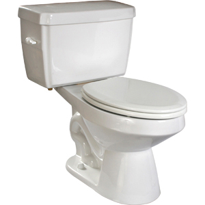 Flapperless Niagara 1.6 GPF Toilet, Elongated, Toilet, Water ...