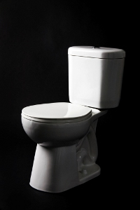 Stealth® 0.8 GPF, Toilet, Water Conservation, Round, Eco