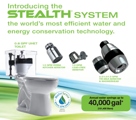 Water tech inc ro6ru for Water tech bathroom fittings